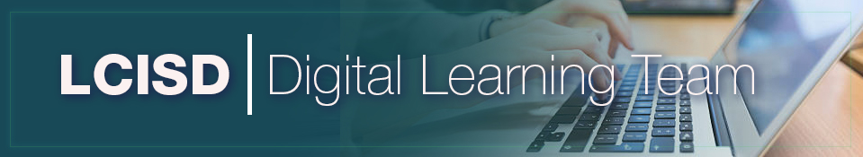 Digital Learning Banner