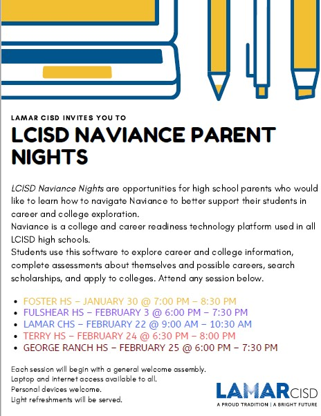 Naviance Parent Night