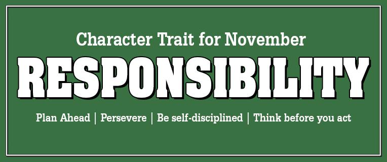 Responsibility Slide